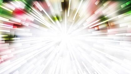 Abstract Light Color Radial Sunburst Background