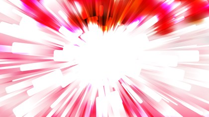 Abstract Pink and White Rays Background