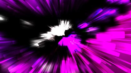 Abstract Purple and Black Radial Explosion Background Vector Art