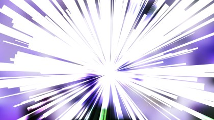 Abstract Purple and White Starburst Background
