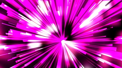 Abstract Purple Black and White Radial Explosion Background