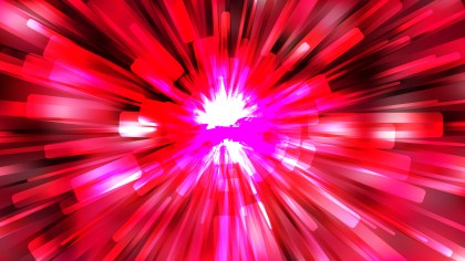 Abstract Red Black and White Burst Background Vector Image