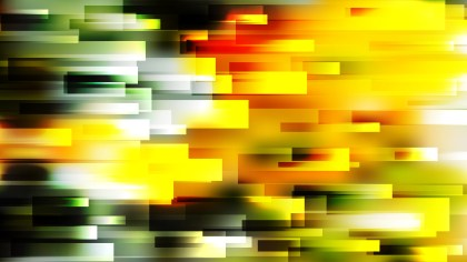 Abstract Black Green and Yellow Horizontal Lines Background Design