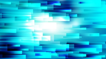 Abstract Blue and White Horizontal Lines and Stripes Background