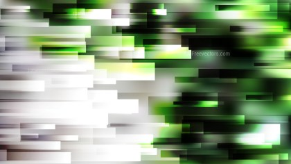 Green Black and White Horizontal Lines Background Graphic