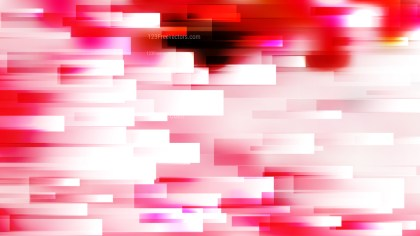 Abstract Pink and White Horizontal Lines Background Graphic