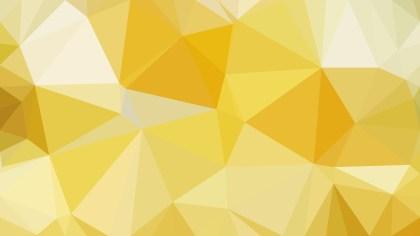 Abstract Light Orange Triangle Geometric Background