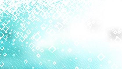 Modern Blue and White Square Background Design