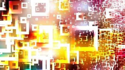 Light Color Square Modern Background Illustration