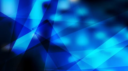Black and Blue Geometric Background Graphic