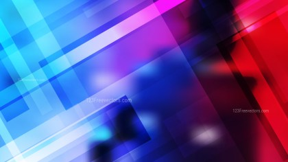 Black Pink and Blue Modern Geometric Shapes Background
