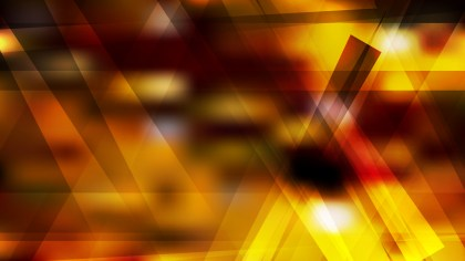 Abstract Geometric Dark Orange Background