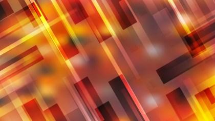 Dark Orange Geometric Abstract Background Vector Image
