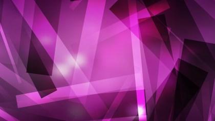 Purple and Black Modern Geometric Shapes Background