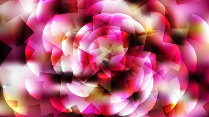 Abstract Pink Black and White Background