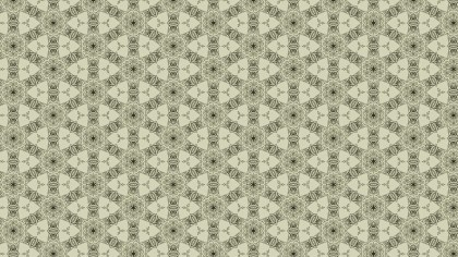 Beige Vintage Floral Seamless Pattern Background Graphic