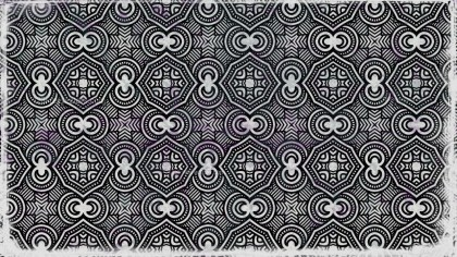 Ornament Pattern Background Design Template