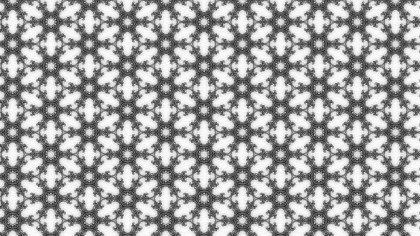 Floral Ornament Pattern Background Template