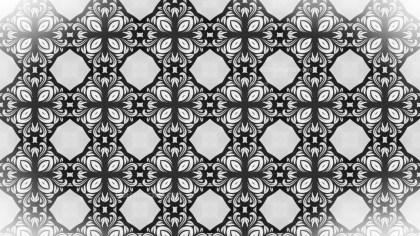 Decorative Floral Seamless Background Pattern Design