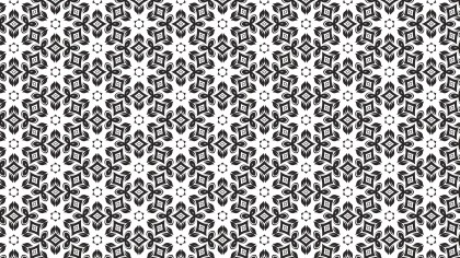 Seamless Geometric Ornament Pattern Background Design Template