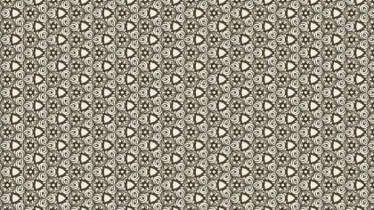 Seamless Ornament Pattern Background Design Template