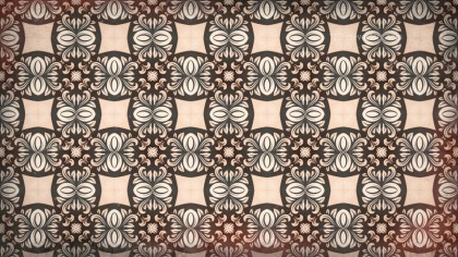 Ornamental Seamless Wallpaper Pattern Design