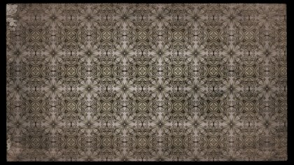 Vintage Ornamental Seamless Wallpaper Pattern Image