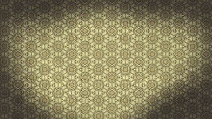 Ecru Vintage Seamless Ornament Background Pattern Graphic
