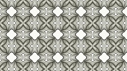 Geometric Seamless Background Pattern