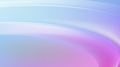 Blue Purple and White Wavy Background