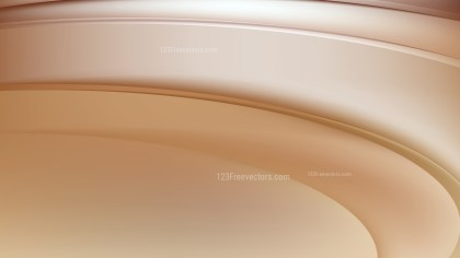 Brown Curve Background Vector Graphic