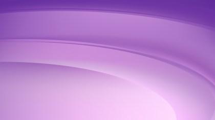 Dark Purple Wavy Background
