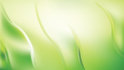 Green and Beige Abstract Wavy Background