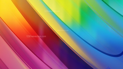 Abstract Colorful Diagonal Background