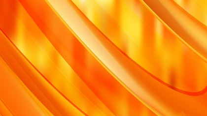 Abstract Orange and Yellow Diagonal Background