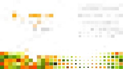 Light Color Square Mosaic Background Design