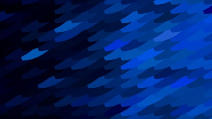Black and Blue Geometric Shapes Background