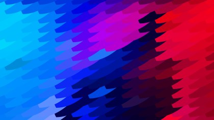 Black Red and Blue Geometric Shapes Background Design