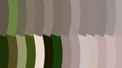 Abstract Brown and Green Geometric Shapes Background Illustrator