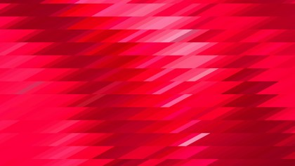 Abstract Folly Pink Geometric Shapes Background Vector
