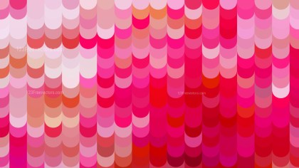 Abstract Pink Geometric Shapes Background