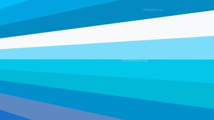 Blue and White Stripes Background Design