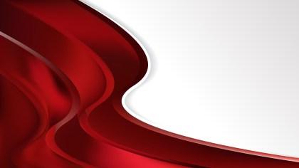 Dark Red Brochure Design Template