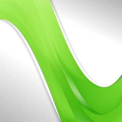 Lime Green Business Background
