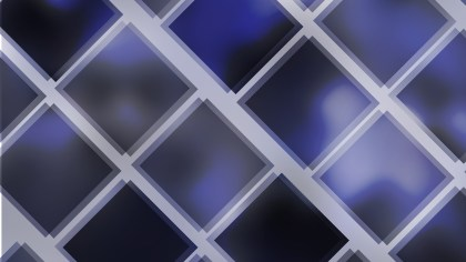 Black and Blue Square Lines Background