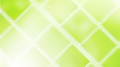Abstract Green and White Square Lines Background Illustration