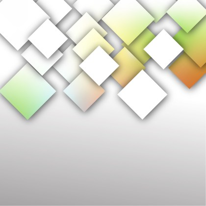 Light Color Modern Square Abstract Background