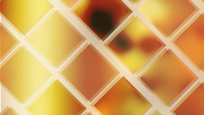 Abstract Orange Square Lines Background