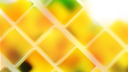 Orange White and Green Square Lines Background