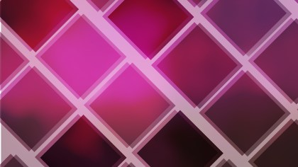 Abstract Pink and Black Square Lines Background Illustration